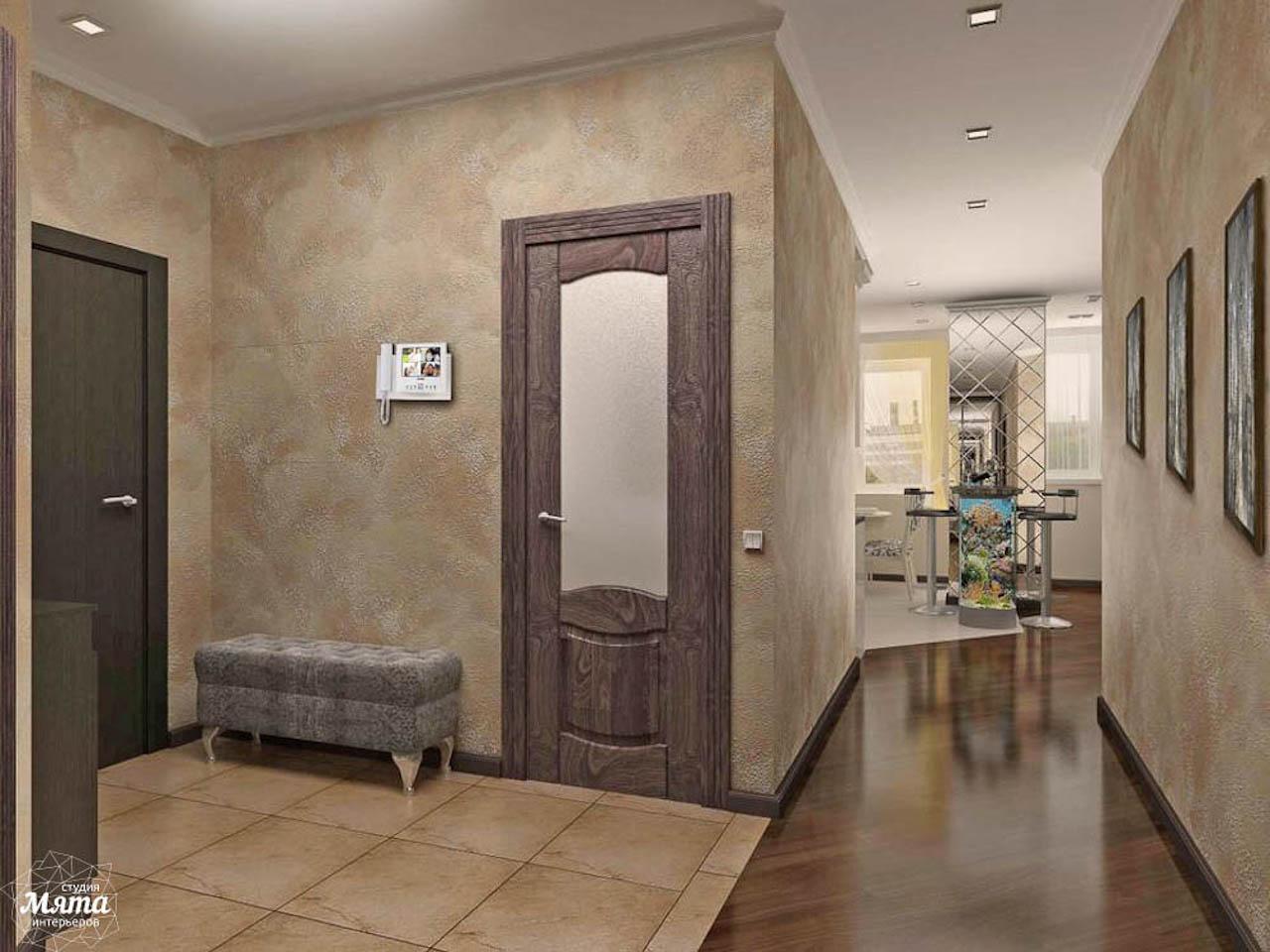 Дизайн интерьера двухкомнатной квартиры по ул. Юмашева 10 img2104362839
