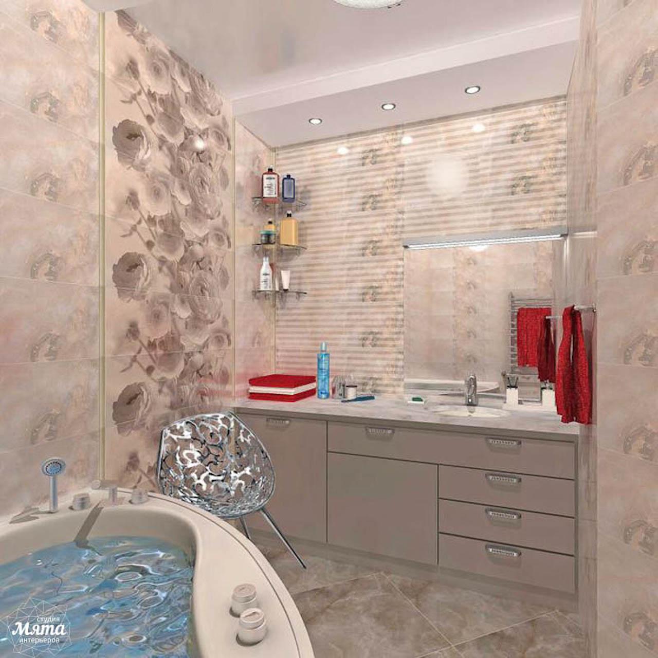 Дизайн интерьера двухкомнатной квартиры по ул. Юмашева 10 img340379510