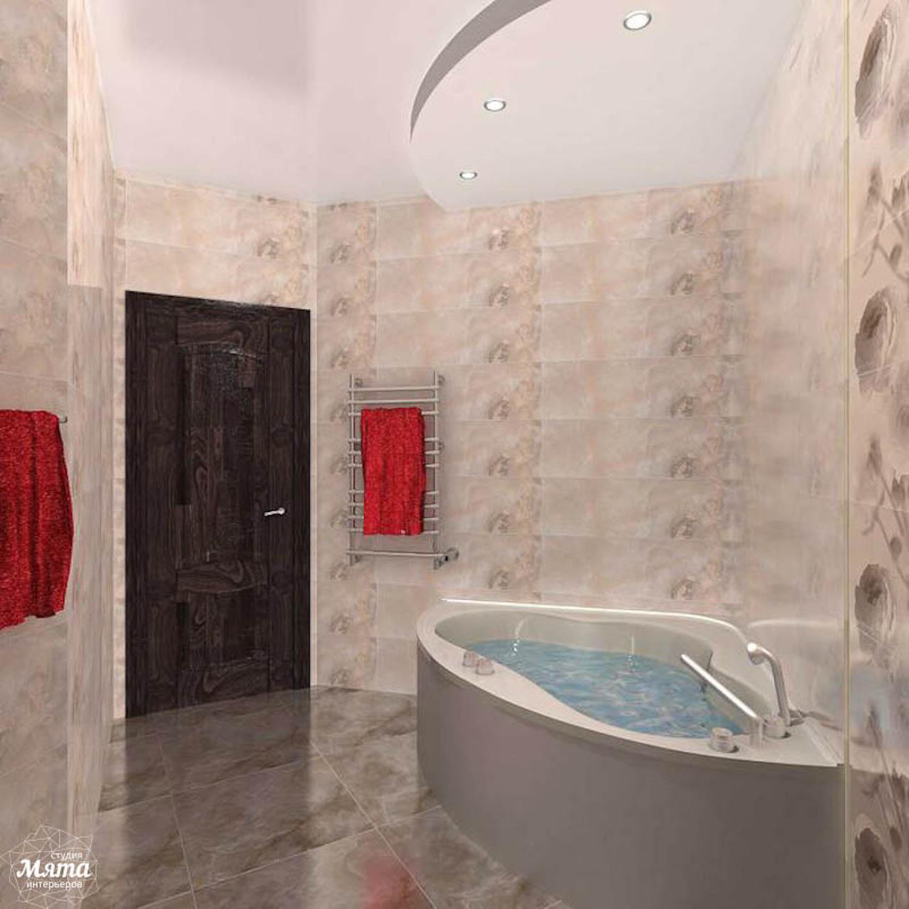 Дизайн интерьера двухкомнатной квартиры по ул. Юмашева 10 img1302270163