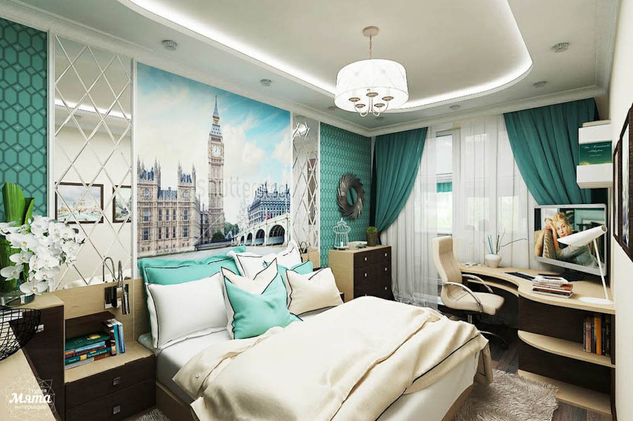 Дизайн интерьера трехкомнатной квартиры по ул. Куйбышева 80/1 img788510721