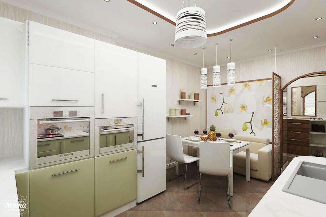 Дизайн интерьера трехкомнатной квартиры по ул. Куйбышева 80/1 img844325451