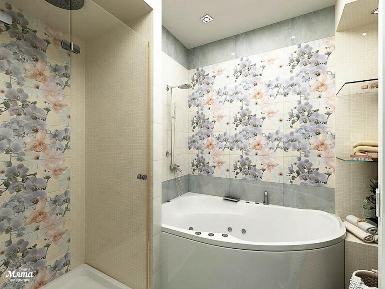 Дизайн интерьера трехкомнатной квартиры по ул. Куйбышева 80/1 img102708561