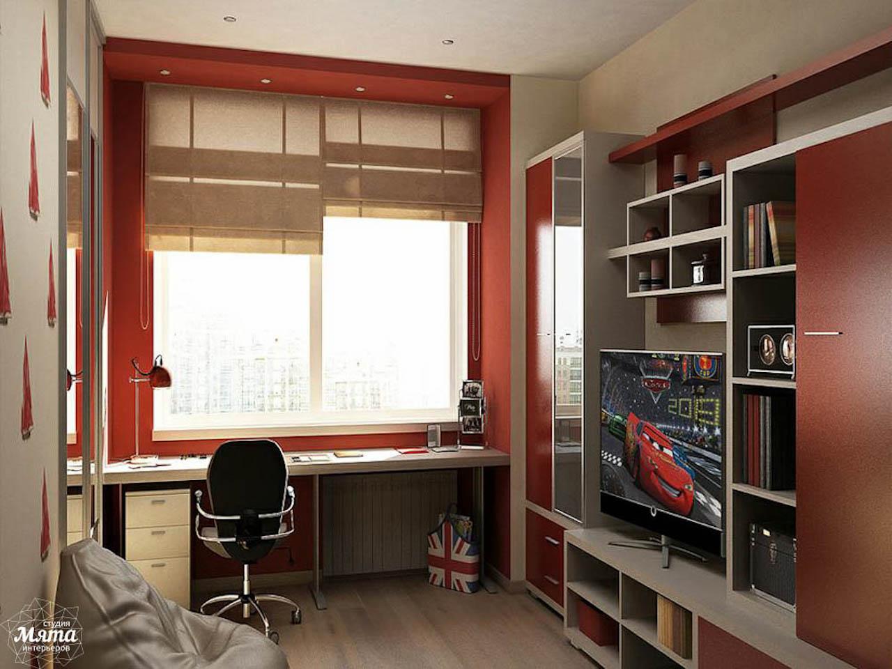Дизайн интерьера трехкомнатной квартиры по ул. Николая Никонова 4 img1017482848