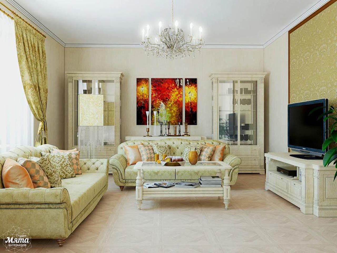 Дизайн интерьера коттеджа в п. Верхнее Дуброво img1230492517