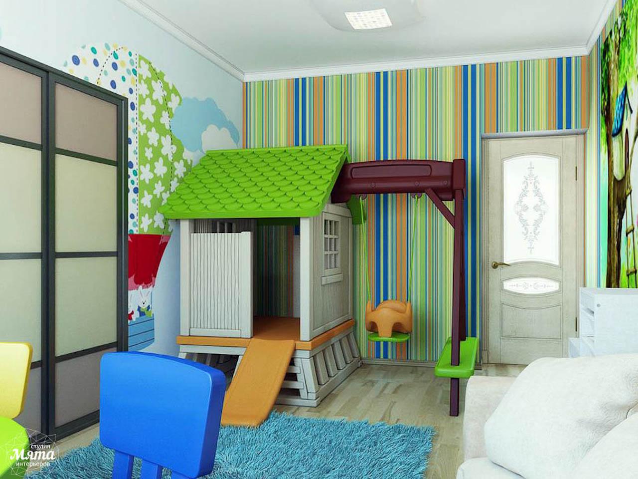Дизайн интерьера коттеджа в п. Верхнее Дуброво img1685423949