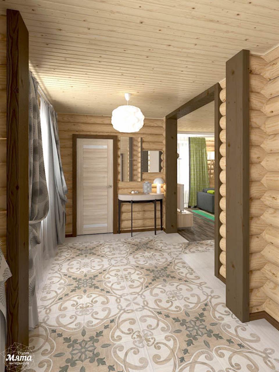 Дизайн интерьера коттеджа в п. В. Сысерть  img1268524564