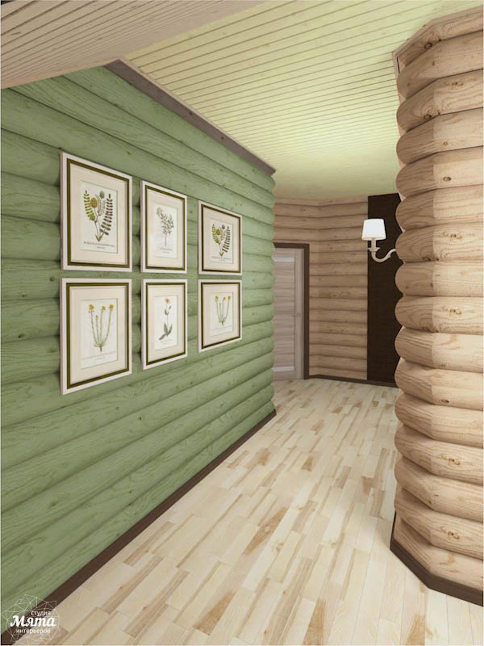 Дизайн интерьера коттеджа в п. В. Сысерть  img460897401
