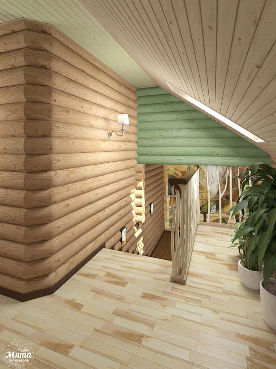 Дизайн интерьера коттеджа в п. В. Сысерть  img1693482949
