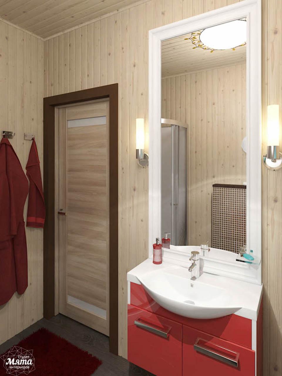 Дизайн интерьера коттеджа в п. В. Сысерть  img754203382