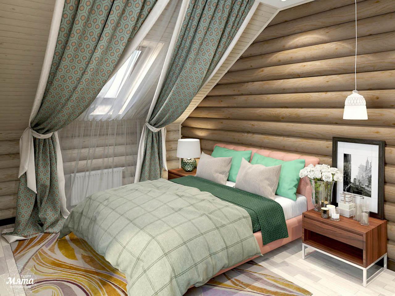 Дизайн интерьера коттеджа в п. В. Сысерть  img1560721426