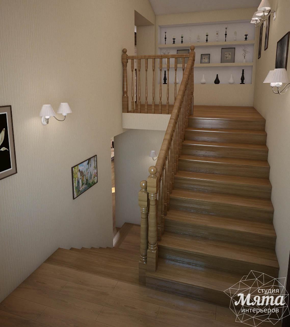 Дизайн интерьера коттеджа в современном стиле в п. Образцово  img502833853