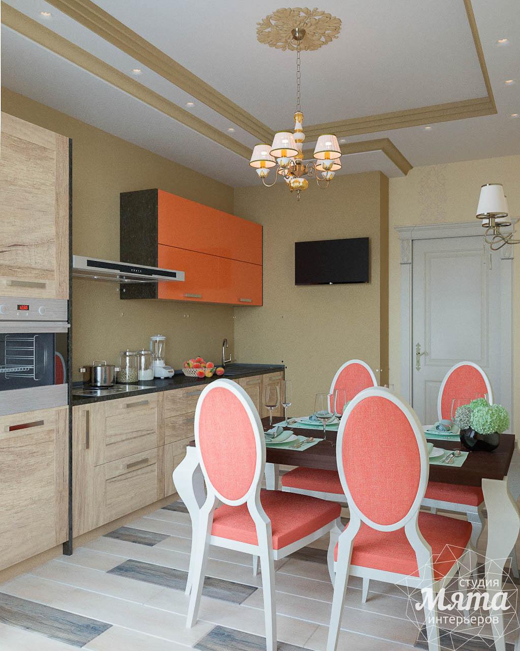 Дизайн интерьера и ремонт трехкомнатной квартиры в Карасьозерском 2 img576965452