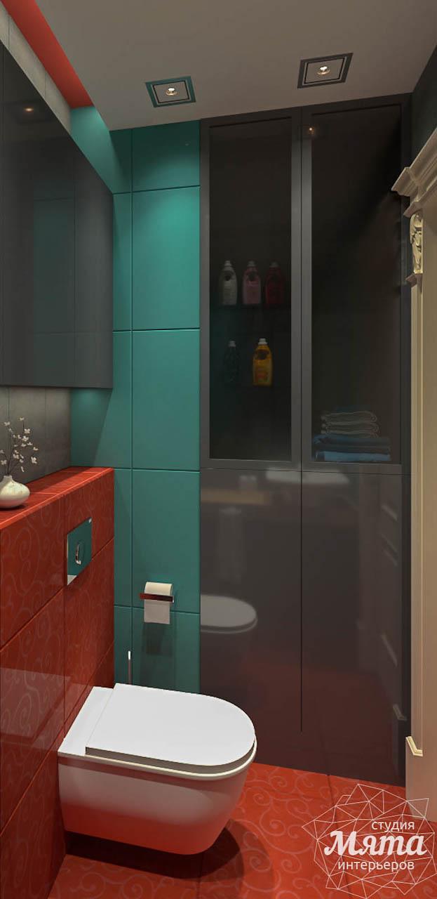 Дизайн интерьера и ремонт трехкомнатной квартиры в Карасьозерском 2 img1265771353