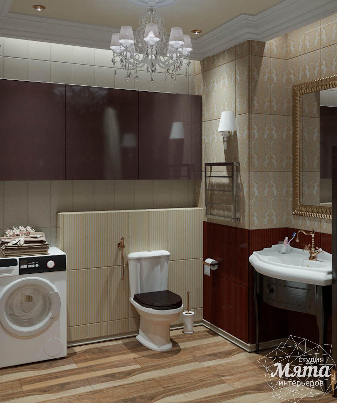 Дизайн интерьера и ремонт трехкомнатной квартиры в Карасьозерском 2 img759393956