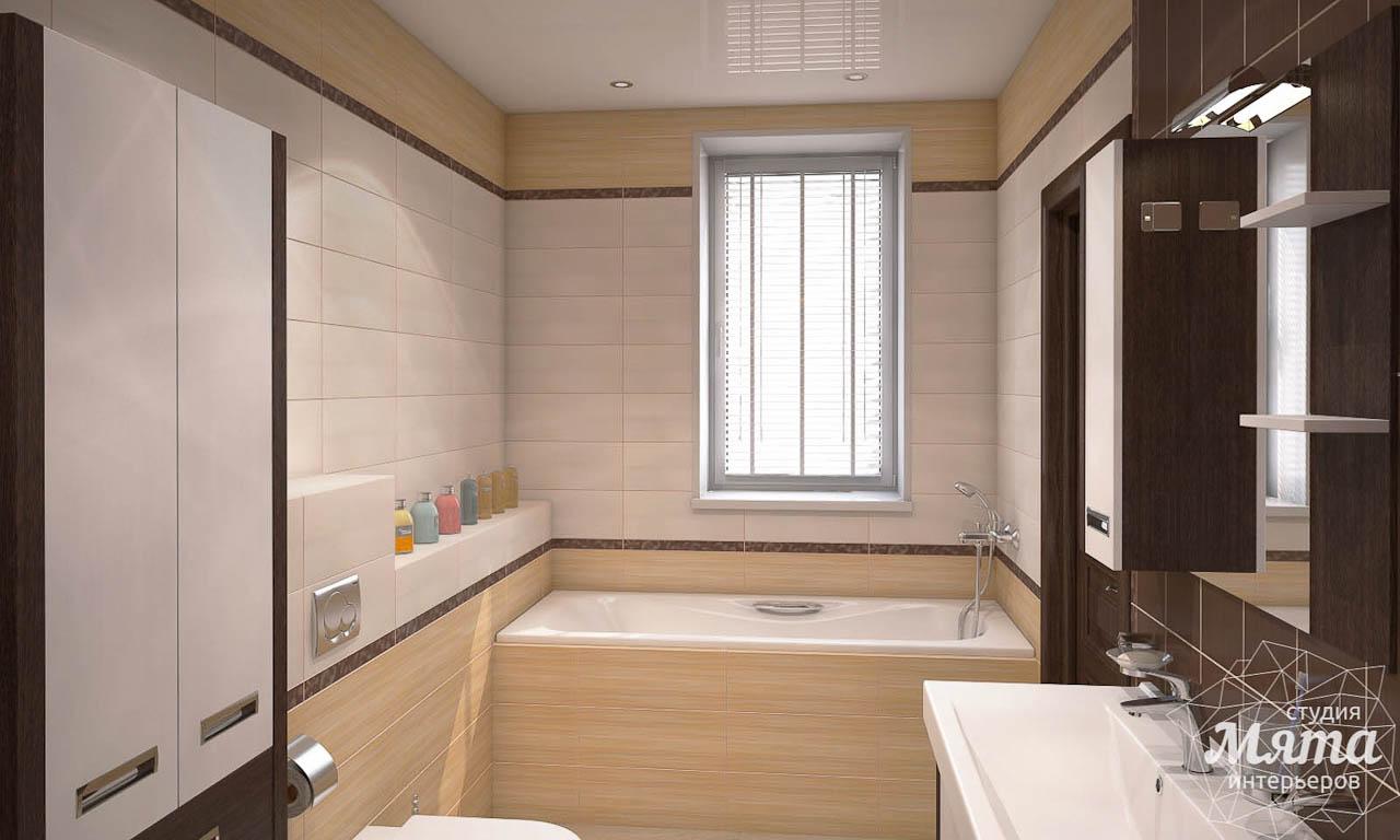 Дизайн интерьера коттеджа в современном стиле в п. Образцово  img206933475
