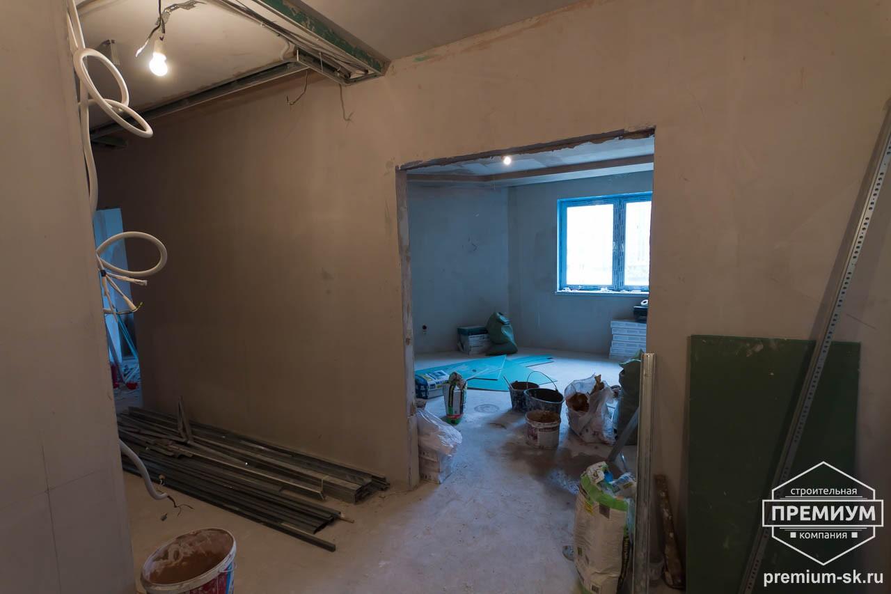 Дизайн интерьера и ремонт трехкомнатной квартиры по ул. Авиационная, 16  29