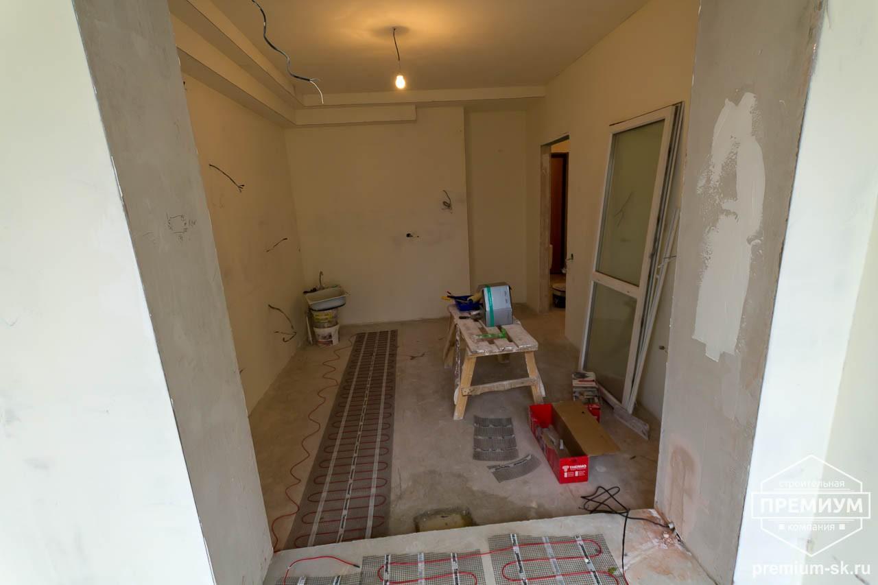 Дизайн интерьера и ремонт трехкомнатной квартиры по ул. Авиационная, 16  39