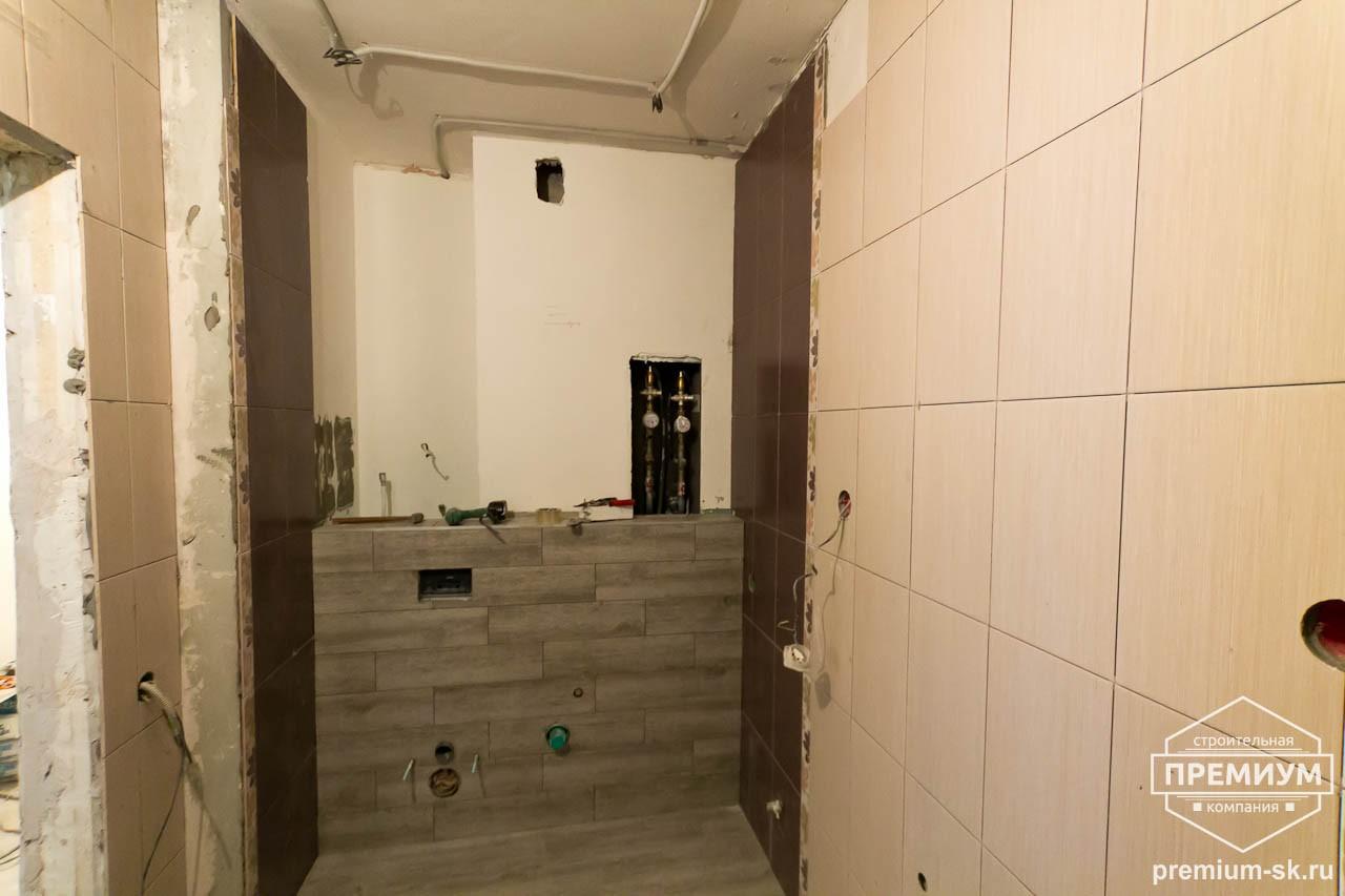 Дизайн интерьера и ремонт трехкомнатной квартиры по ул. Авиационная, 16  45