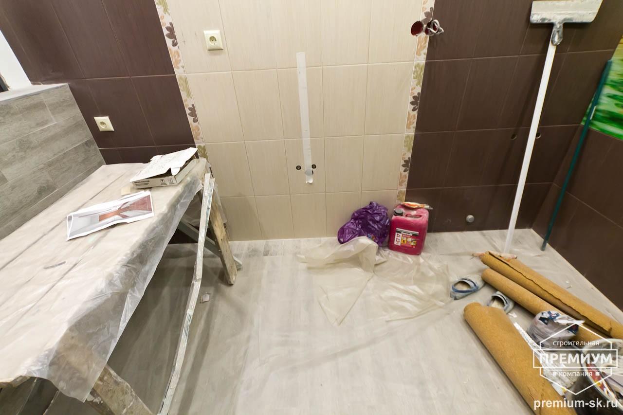 Дизайн интерьера и ремонт трехкомнатной квартиры по ул. Авиационная, 16  55