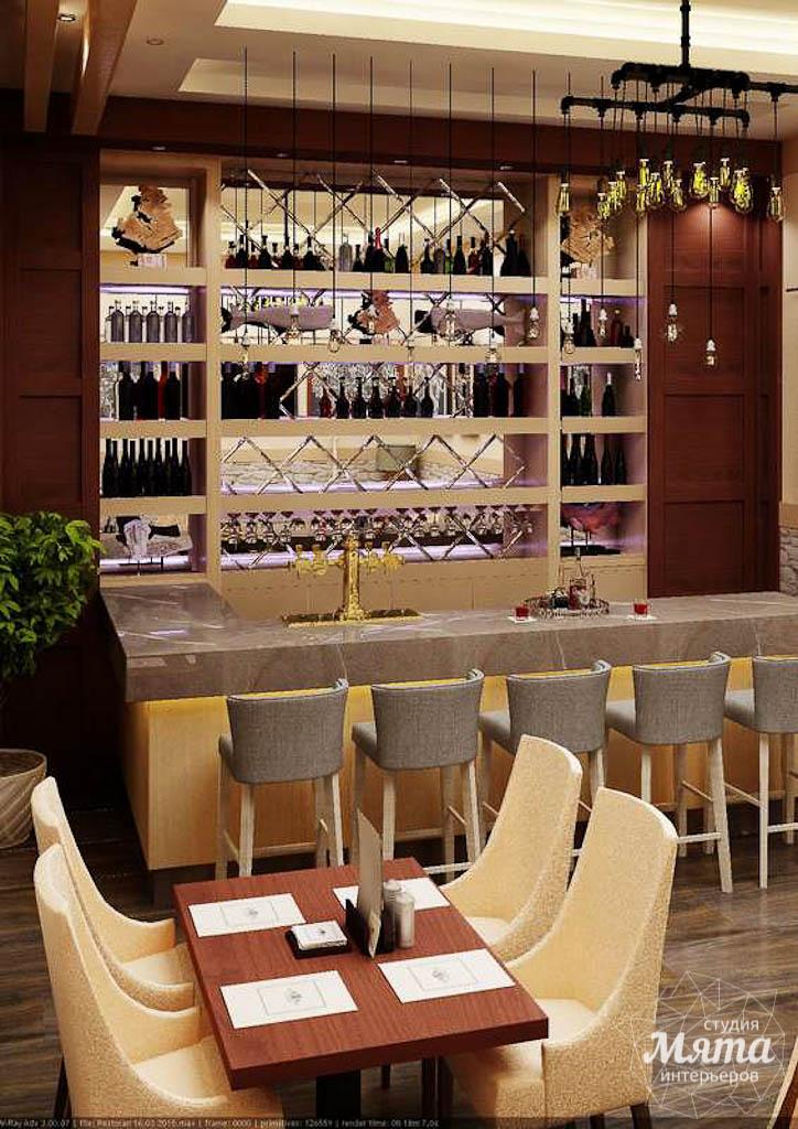 Дизайн интерьера кафе по ул. Малышева 12 img1731034368