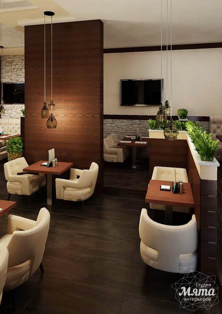 Дизайн интерьера кафе по ул. Малышева 12 img410022177