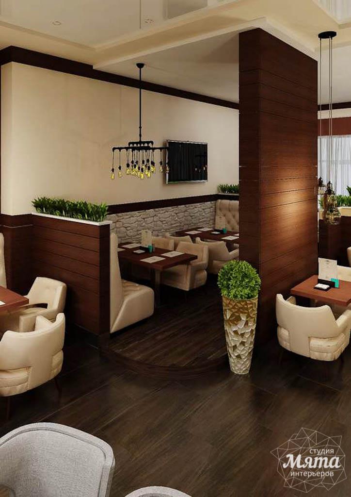 Дизайн интерьера кафе по ул. Малышева 12 img865084005