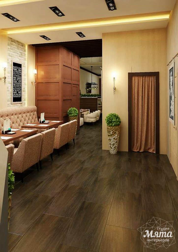 Дизайн интерьера кафе по ул. Малышева 12 img1310573830