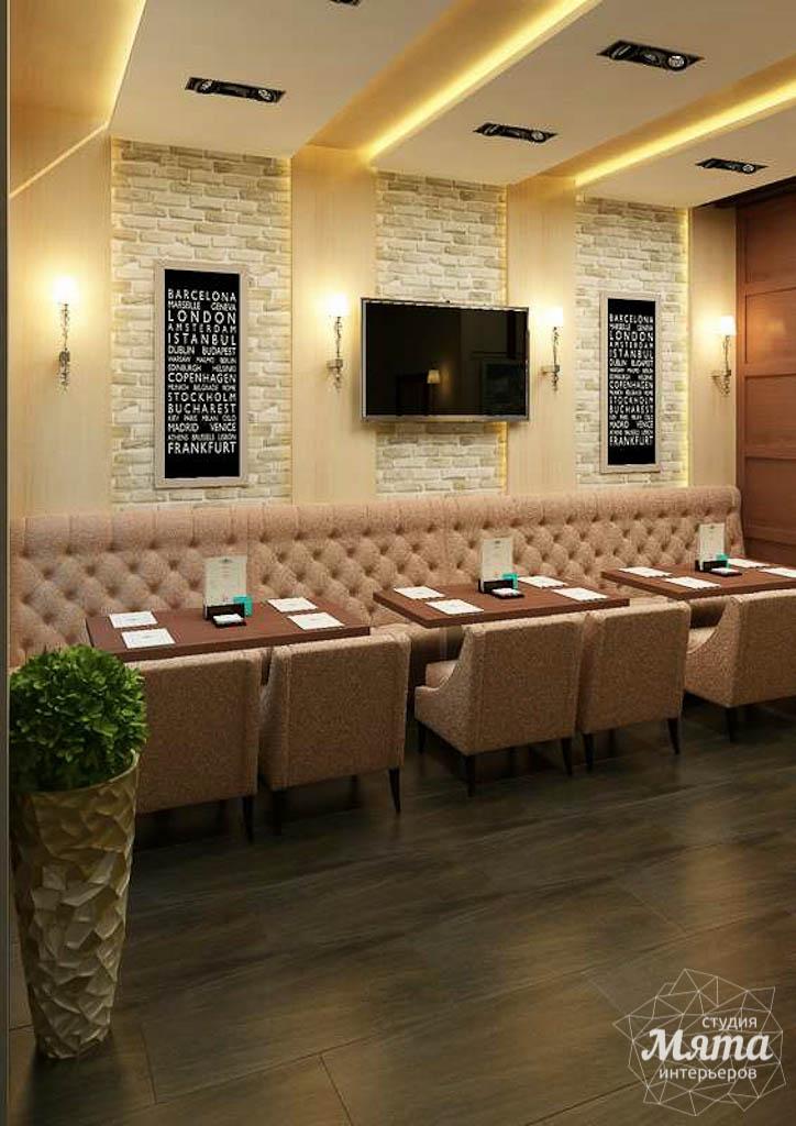 Дизайн интерьера кафе по ул. Малышева 12 img1155764417