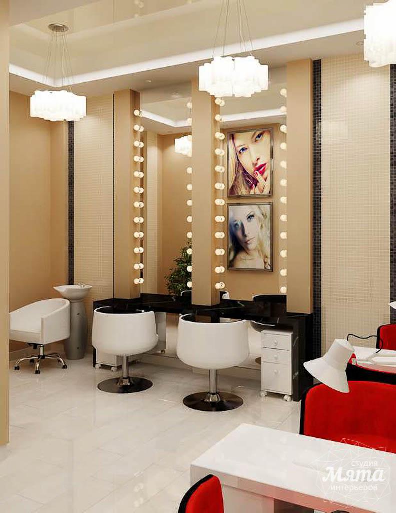 Дизайн интерьера парикмахерской по ул. Рябинина 19 img147783812