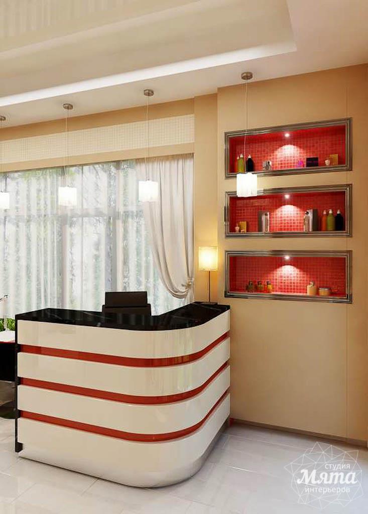 Дизайн интерьера парикмахерской по ул. Рябинина 19 img1822173548