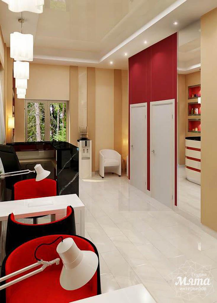 Дизайн интерьера парикмахерской по ул. Рябинина 19 img824895406