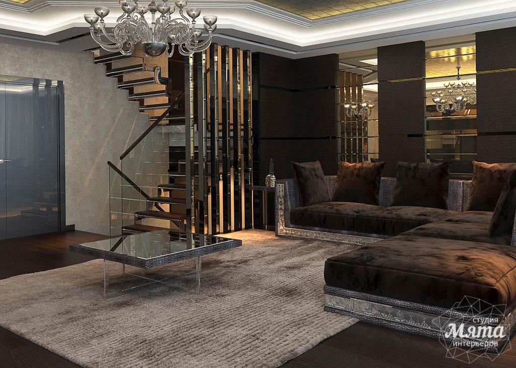 Дизайн интерьера коттеджа в п. Звездный img771304179
