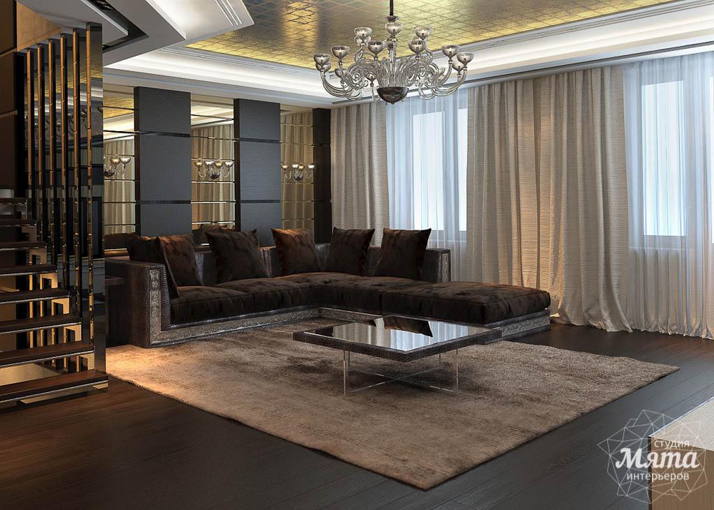 Дизайн интерьера коттеджа в п. Звездный img761317165