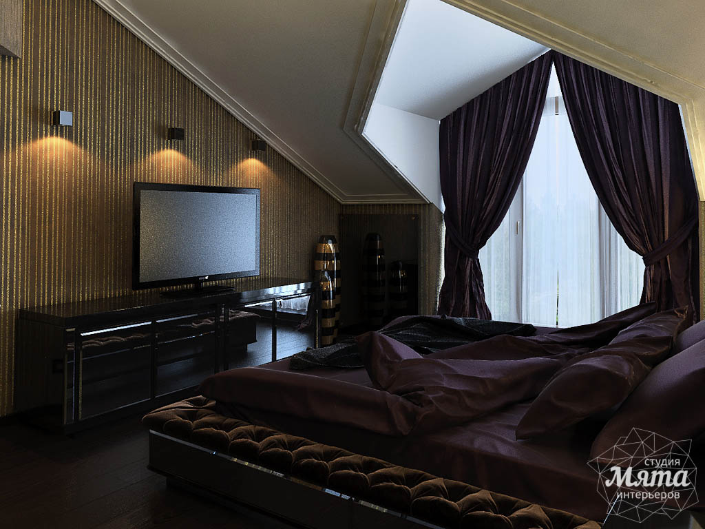 Дизайн интерьера коттеджа в п. Звездный img903381641