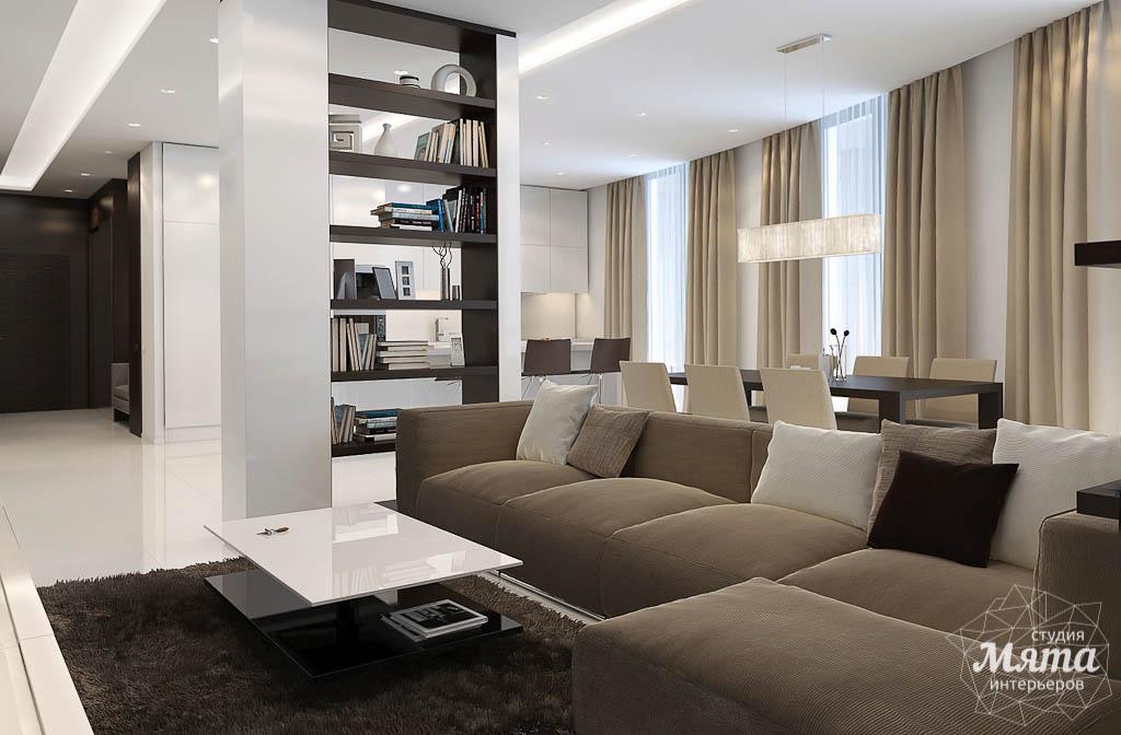 Дизайн интерьера трехкомнатной квартиры по ул. Белинского 86 img598639896