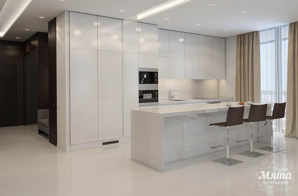 Дизайн интерьера трехкомнатной квартиры по ул. Белинского 86 img516870891