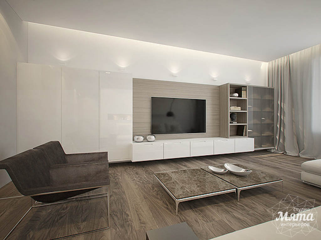 Дизайн интерьера трехкомнатной квартиры по ул. Юмашева 8 img2125317707