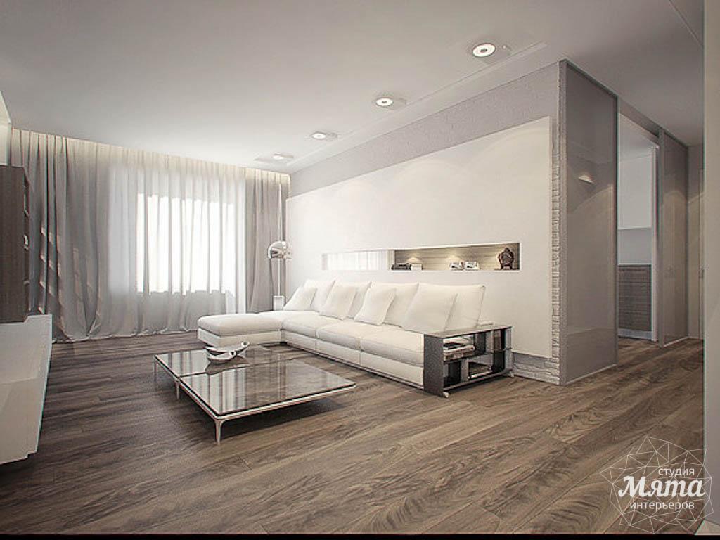 Дизайн интерьера трехкомнатной квартиры по ул. Юмашева 8 img664289693