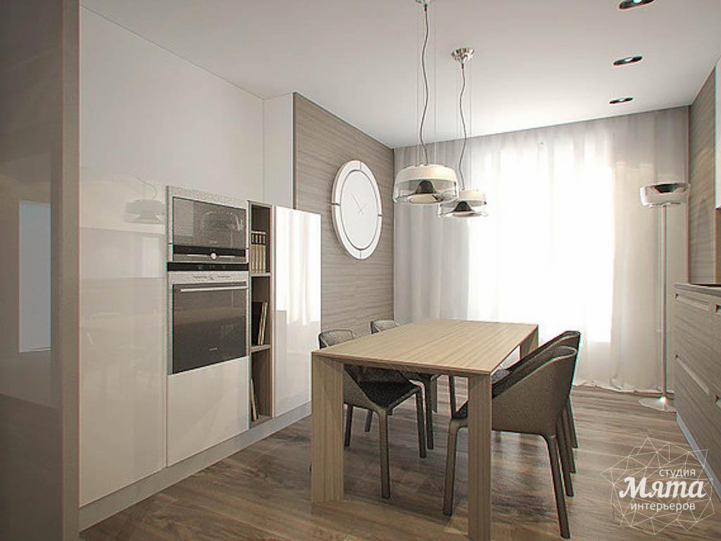 Дизайн интерьера трехкомнатной квартиры по ул. Юмашева 8 img319177865
