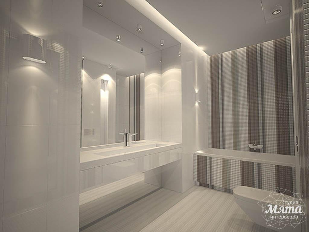 Дизайн интерьера трехкомнатной квартиры по ул. Юмашева 8 img739128125