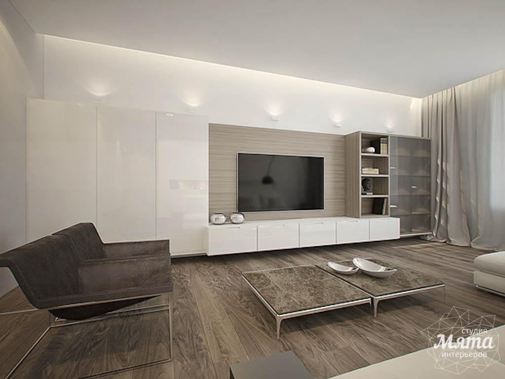 Дизайн интерьера трехкомнатной квартиры по ул. Юмашева 8 img1925942566
