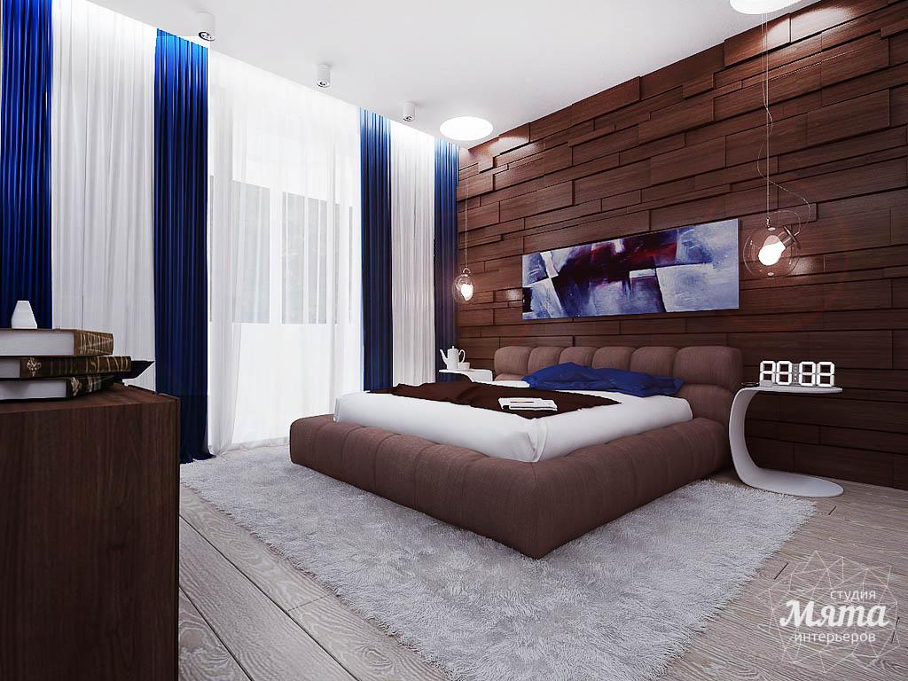 Дизайн интерьера двухкомнатной квартиры по ул. Малышева 38 img2123455061