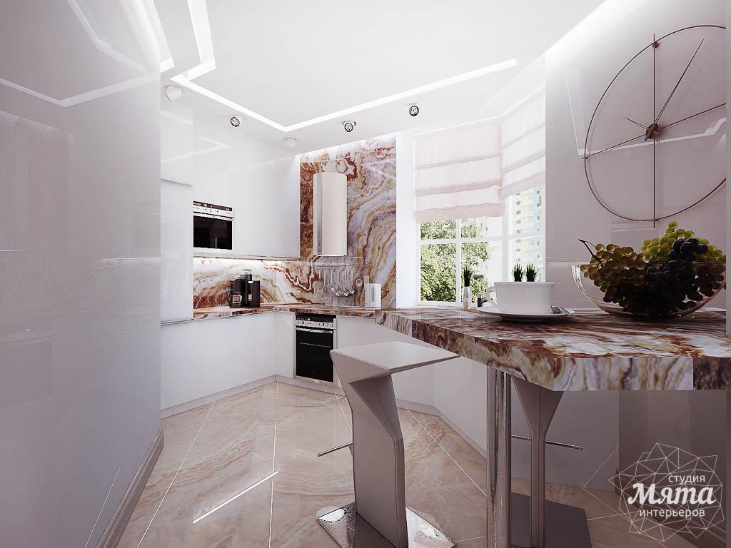 Дизайн интерьера двухкомнатной квартиры по ул. Малышева 38 img251573800