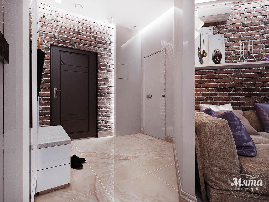Дизайн интерьера двухкомнатной квартиры по ул. Малышева 38 img57381476