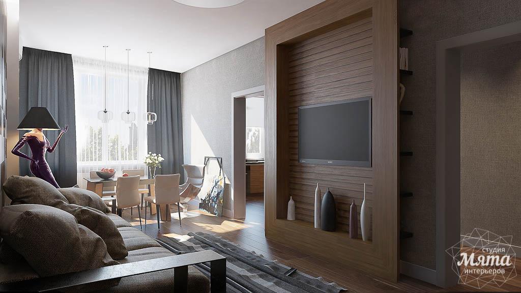 Дизайн интерьера двухкомнатной квартиры по ул. Юмашева 9 img701095611