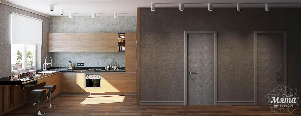 Дизайн интерьера двухкомнатной квартиры по ул. Юмашева 9 img559295200