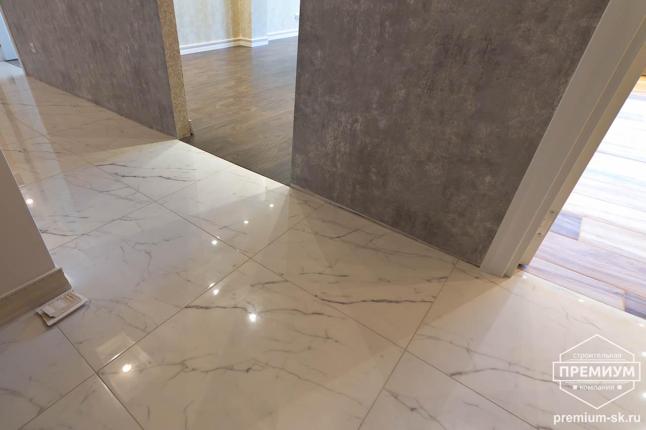 Дизайн интерьера и ремонт трехкомнатной квартиры в Карасьозерском 2 9
