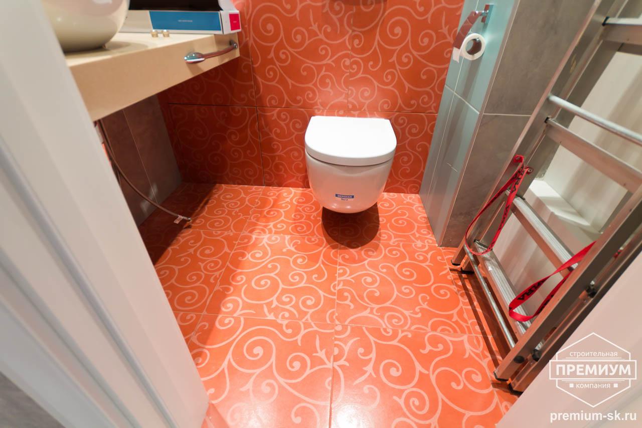 Дизайн интерьера и ремонт трехкомнатной квартиры в Карасьозерском 2 11