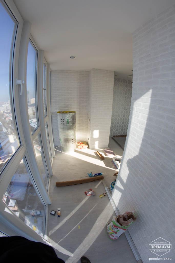 Дизайн интерьера  и ремонт трехкомнатной квартиры по ул. Машинная 44 3