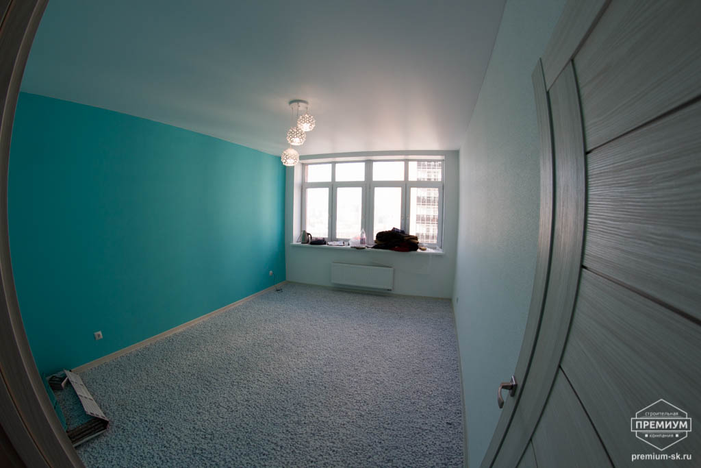 Дизайн интерьера  и ремонт трехкомнатной квартиры по ул. Машинная 44 4